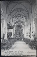 St Amands Aan Schelde ,St Amand Sur L'Escaut , Kerk Van Binnen  Uitg. Wils Wiels 1907 - Sint-Amands