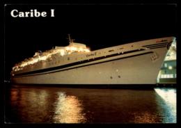 Ferry - Commodore Cruises, Caribe I - Ferries