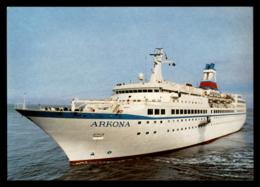 Ferry - MS Arkona, Rostock - Traghetti