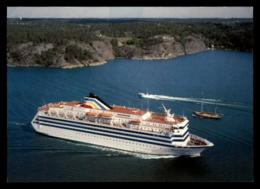 Ferry - Birka Princess, Sweden, Aland - Ferries