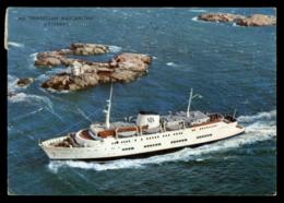 Ferry - M/S Princess Margaretha, Gothenburg, Sweden - Traghetti