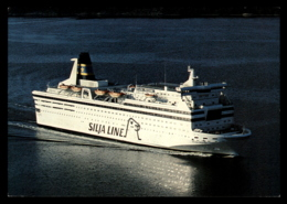 Ferry - Silvia Regina, Silja Line - Ferries