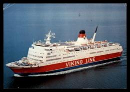Ferry - M/S Rosella, Viking Line - Ferries