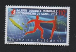 W28 Nouvelle-Calédonie 2014 °° 1221 Donneur De Sang - Nuevos