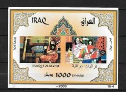 Irak:Bf N°103** Art Populaire - Iraq