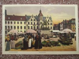 Dusseldorf . Marktplatz - Duesseldorf