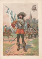 Chromo - H&C - Gardes Françaises - Enseigne - 1630 - Kaufmanns- Und Zigarettenbilder