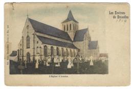 Z06 - Assche - Les Environs De Bruxelles - L'Eglise D'Assche - Asse