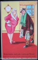 Illustrateur A.Balanche: Humour Alcoolisme Femme Humor Alcoholism Women - Santé