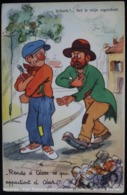 Illustrateur Budou: Humour Alcoolisme Clochard Humor Alcoholism Bum - Santé