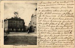 CPA COMMERCY-La Poste (232136) - Commercy