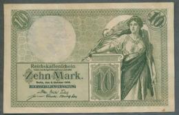 P9 Ro27b 10 Mark 06-10-1906. AUNC NEUF-!!! - [ 2] 1871-1918 : Duitse Rijk