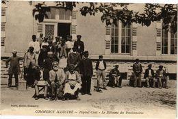 CPA COMMERCY-Hopital Civil-Le Batiment Des Pensionnaires (232577) - Commercy
