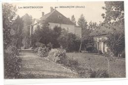 LES MONTBOUCON Par BESANCON . CARTE ECRITE AU VERSO - Besancon
