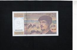 20 Francs DEBUSSY, W.059 De 1997,en Etat NEUF - 1962-1997 ''Francs''