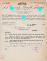 TORINO 1950 S.A. INNOCENTE MANGILI ADRIATICA S.A.I.M.A. - Italie