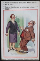 Illustrateur Mc Gill: Humour Alcoolisme Femme Humor Alcoholism Women - Santé