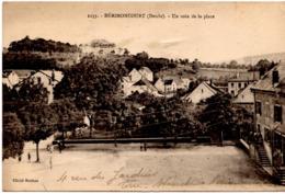 Hérimoncourt - Un Coin De La Place - France