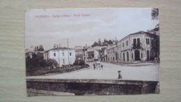 VENETO CARTOLINA DA VICENZA SANTA LIBERA VIALE DANTE FORMATO PICCOLO NON VIAGGIATA - Vicenza