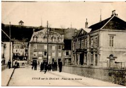L'Isle Sur Le Doubs - Place De La Mairie - Isle Sur Le Doubs