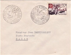AOF YT 63 Ordre Souverain De Malte. Bamako 11/03/57 - A.O.F. (1934-1959)
