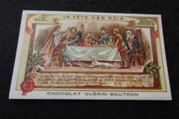 """Chocolat GUERIN BOUTRON : Chromo Série """"Traditions Et Coutumes"""" - Guérin-Boutron"""