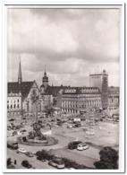 Messestadt Leipzig, Karl-Marx-Platz ( Bottom Right Folded ) - Leipzig