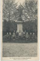 Passy-Froyennes - Les Plus Jeunes élèves De Passy-Froyennes Devant La Statue Du Sacré-Coeur - België