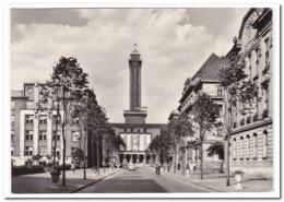 Ostrava, Trida 30 Dubna ( Bottom Right Folded ) - Leipzig