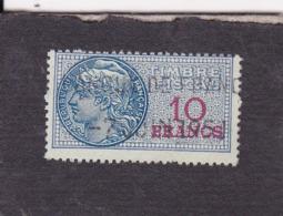 T.F.S.U N°142 - Revenue Stamps