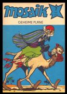 Mosaik [Comic]: 'Geheime Pläne - Heft 07/1981' - Abrafaxe