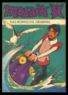 Mosaik [Comic]: 'Das Römische Grabmal - Heft 09/1981' - Abrafaxe