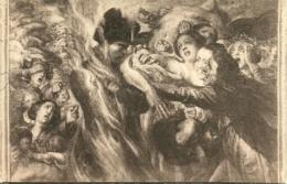 Une Scéne De L'enfer - Musée Wiertz Bruxelles - Pintura & Cuadros
