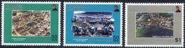 Brunei 1995 S#481-483 25th Anniversary Of Bandar Seri Begawan MNH - Brunei (1984-...)