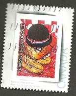 Sc. #2064 Picture Postage, Private Print, Croation Folk Dance Single 2004 K053 - 1952-.... Règne D'Elizabeth II