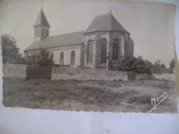 60 Lagny Le Sec L'Eglise Plan Rare - France