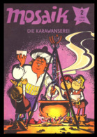 Mosaik [Comic]: 'Die Karawanserei - Heft 02/1982' - Abrafaxe