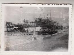 Ostende - Bâteau - Oostende - Boot - 1936 - Foto 6.5 X 9 Cm - Bateaux