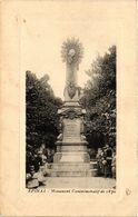 CPA ÉPINAL Monument Commemoratif De 1870 (401108) - Epinal