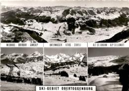Ski-Gebiet Obertoggenburg - 4 Bilder (28749) - SG St. Gallen