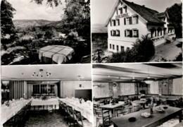 Gasthof Pilgerhaus - Maria Bildstein - Benken SG - 4 Bilder (205) * 14. 8. 1967 - SG St. Gallen