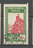 NIGER N° 46A OBL - Niger (1921-1944)