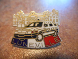 A039 -- Pin's Police Luneville - Police