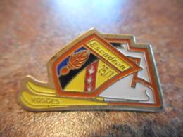 A039 -- Pin's Escadron Vosges - Police