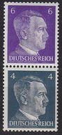 GERMANY REICH [Zdr] S292 ( **/mnh ) - Se-Tenant