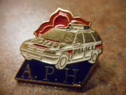 A039 -- Pin's Police APH - Police