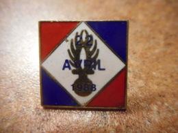 A039 -- Pin's Police 22 Avril 1988 - Police