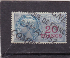 T.F.S.U N°150 - Revenue Stamps