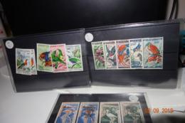 Lot Timbres Afrique Faune/flore - Stamps
