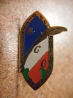 A039 -- Pin's Prefecture De Police De Paris BGO - Police
